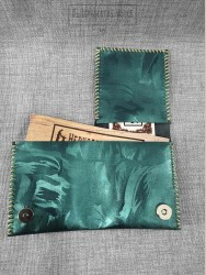 76405 Leather Womens Wallet
